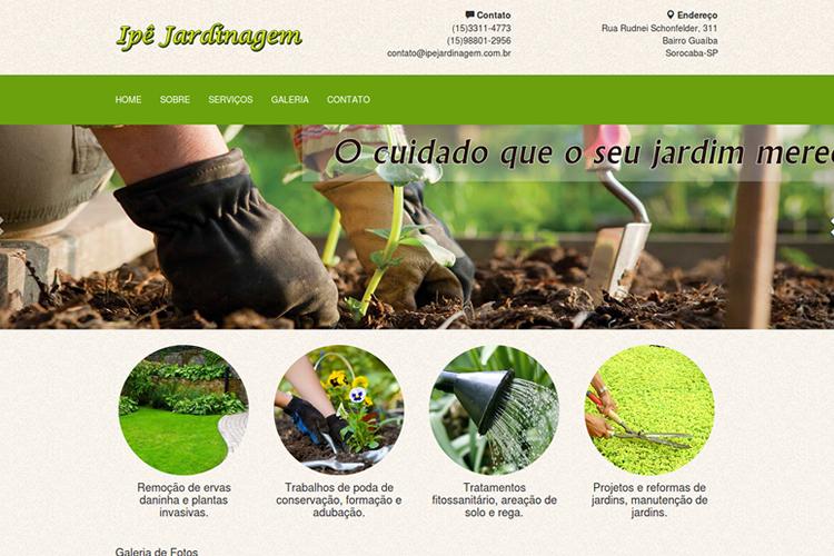 Ipê Jardinagem